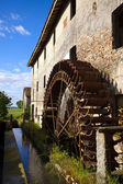 Waterwheel — Stock Photo
