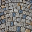 Stock Photo: Pavement texture