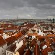 Rooftops of Prague — Stock Photo