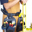 Mature Contractor. carpenter — 图库照片 #27132191