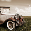Retro car — Stock Photo #30332853