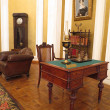 19th Century vintage interior with furniture — Foto de Stock