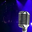 Microphone On Colorful Background — Stock Photo #2773679