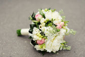 Wedding bouguet of flowers  — Stock Photo