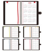 Calender notebooks 2013 — Vettoriale Stock