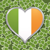 Irish decoration — Stock Vector