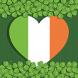 Stock Vector: Irish decoration