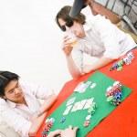 Poker game — Stock Photo #11864136