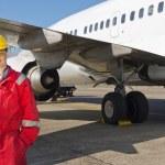 Aircraft Engineer — Stock Photo #12463132