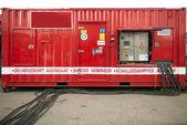 промышленный агрегат — Стоковое фото