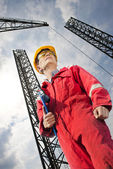 Roughneck — Stock Photo