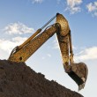 Backhoe — Stock Photo #16349967