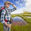 Hiker — Stock Photo #16350151