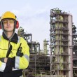 Stock Photo: Chemical engineer