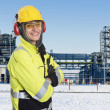 Industrial worker — Stock Photo #18921821