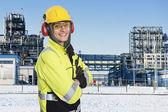 産業労働者 — ストック写真