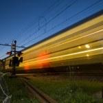 Passing Train — Stock Photo #2109802