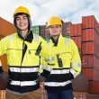 Two Dockers — Stock Photo #21510939