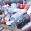 Spray paint can — Stock Video