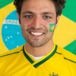 Confident Brazilian man — Stock Photo