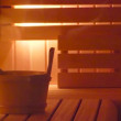 Stock Video: Sauna