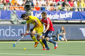 Rabobank World Cup Hockey — Stock Photo