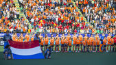 Dutch team.  — Stock Photo