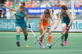 Hockey World Cup finals — Stockfoto