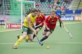 Hockey World Cup 2014 — Stock Photo
