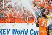 Dutch World Champions — Foto Stock