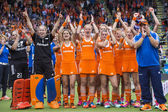 Dutch World Champions — Stock Photo