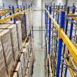 Warehouse from above — Stock Photo #4878642