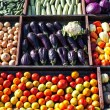 Collection of vegetables — Stock Photo