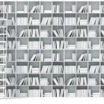 3D livres sur étagère — Photo #28469129