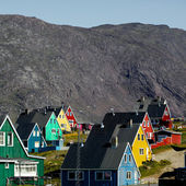 Narsaq — Stock Photo