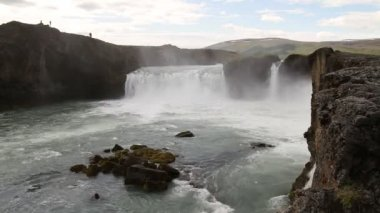 Godafoss — Stock Video