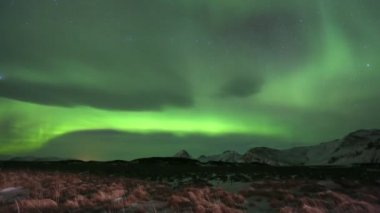 Northern Lights — Video Stock