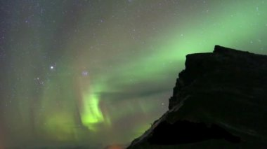 Northern Lights — Stockvideo