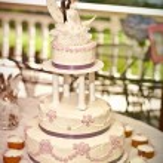 Wedding cake — Stock Photo #3109081