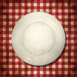 Stock Photo: Dirty plate