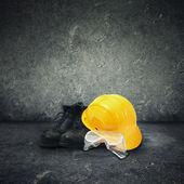 Equipo de protección — Foto de Stock