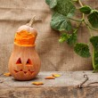 Halloween pumpkin - Stock Photo