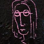 Lennon wall in Prague — Stock Photo #14091508