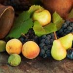 Various fresh fruit — Stock Photo #14327237