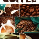 Coffe Collage — Stock Photo