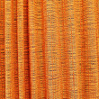 Curtain or drape texture — Stock Photo