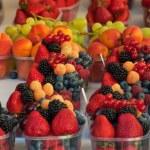 Various fresh fruit — Stock Photo #14328449