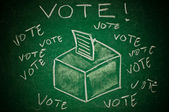 Notion de vote — Photo