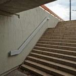 Passage stairs — Stock Photo