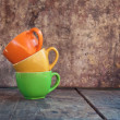 Coffee Mugs — Stockfoto #14873493